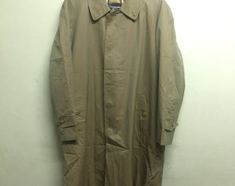 Vintage Burberry Trench Jacket Specially Made For MARUZEN TOKYO