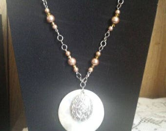 Focal necklace