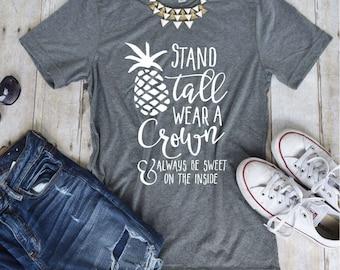 Bella Canvas Stand Tall shirt