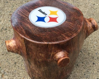 Personalized Sport Team Accent Table