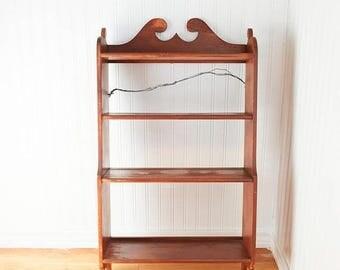 Vintage Knick Knack Shelves Etsy