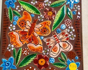 Handmade Mosaic Trivet