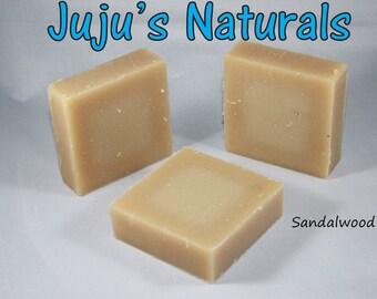 Sandalwood - Handmade Soap
