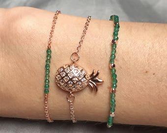 Bracelet Pineapple