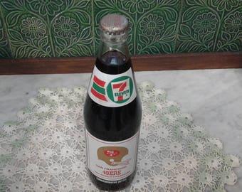 7-11 Coca Cola Bottle Commemorating Super Bowl 19