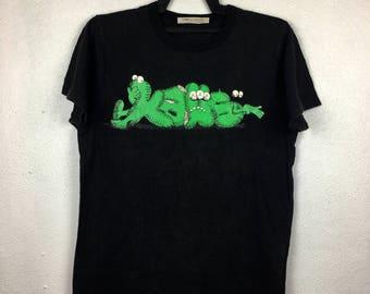 Comme Des Garcon X Kaws Tshirt Vintage Comme Des Garcon Rare!!! Size M