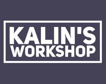 Kalin's Workshop - private event
