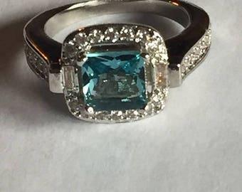 Light Water Nymph Ring