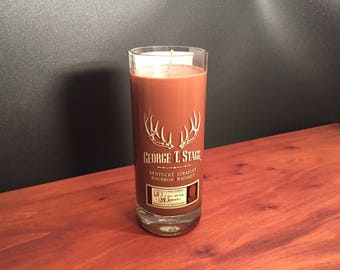 George T Stagg Candle Antique Collection by Buffalo Trace Bourbon WHISKEY BOTTLE Candle. Made To Order !!!!!!!