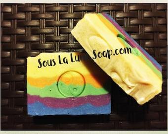 Vitality Handmade soap bar