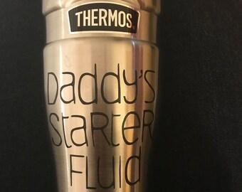Daddys Starter Fluid