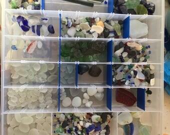 Davenport seaglass collection