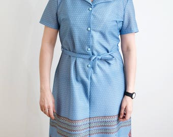 Women's 50's Vintage Tea Dress