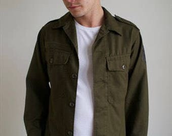 Vintage 90's Army Jacket