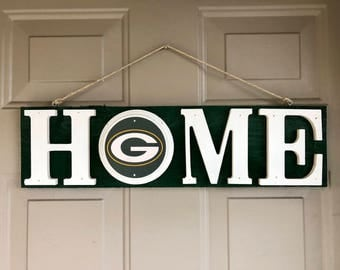 Green Bay Packers Sign | Green Bay Packers Gift | Green Bay Packers Decor | Green Bay Packers Fan