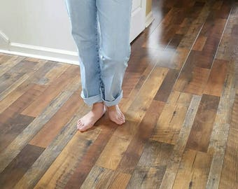 Vintage Express BluesHigh waisted jeans/ grunge jeans/ hipster jeans/straight leg/ Express jeans 30 Medium M