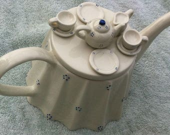 Southwest Ceramics Teapot