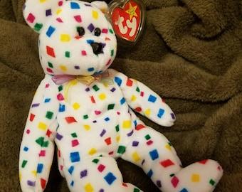 Ty2K Bear Beanie Baby - MINT (In ORIGINAL Package)