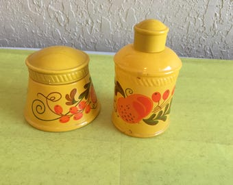 Vintage Pennsylvania Dutch Avon Bottles