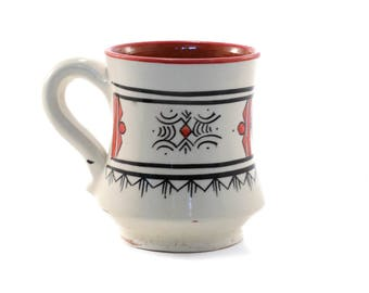 Atlas Mug, Red