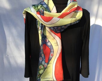 Scarf for woman