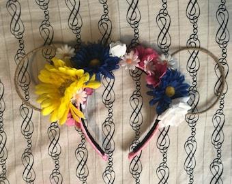 Flower and Garden Festival Minnie Ears