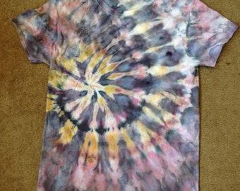 Tie Dye Spiral T-shirt