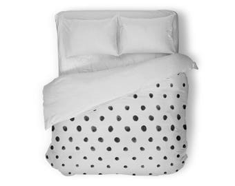 polka dot duvet cover queen duvet cover king duvet cover full duvet cover