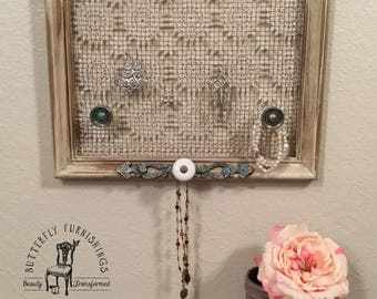 Hanging Jewelry Holder