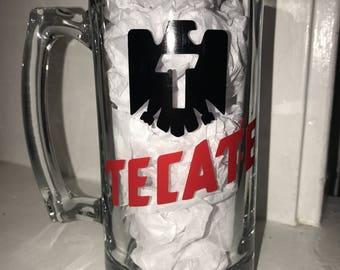 Tecate Beer mug