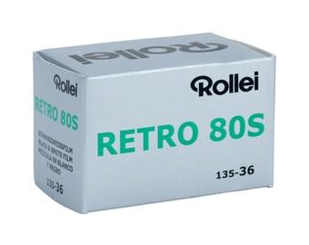 Rollei Retro 80s 35mm 36 Exp