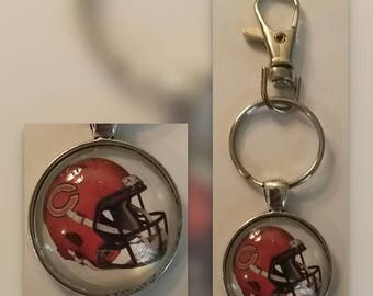 Chicago Bears key chain