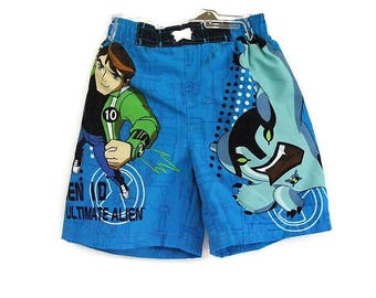 BEN 10 costume short 5 years (110 cm) baby