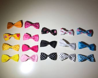 """Set of two Hair Bow clip 2"""""""