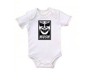 Buffy The Vampire Slayer Hush Kids Children Toddler Shirt Bodysuit Many Sizes Colors Custom Horror Halloween Merch Massacre