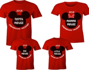 FAMILY VACATION SHIRTS|Minnie|Mickey|Mouse|Sweatshirt|women|men|clothing|castle|tank|red|black|glitter|bling|custom|personalized