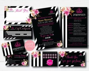 Paparazzi Business Card - Paparazzi Bundle Pack - Paparazzi Jewelry - Paparazzi Marketing Kit