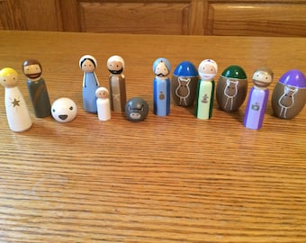 Medium Nativity Set