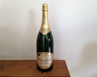 Champagne fake Jeroboam - Perrier-Jouët - France - 50 cm / in 19,69