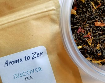 Discover tea, by Aroma to Zen