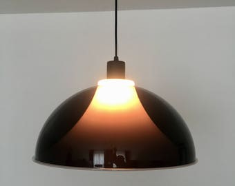 70s space age pendant lamp | Staff | Acrylic |