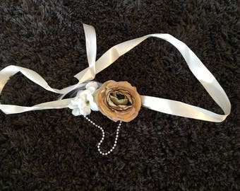 RTS/ Ready to ship Maternity Sash/ Photography Prop/ Maternity Picture prop/ Clearance