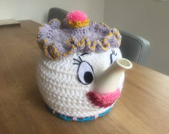 Mrs.Potts Beauty and the Beast Tea Cosy