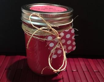 100% Soy Wax Candle ~ Apple Cinnamon
