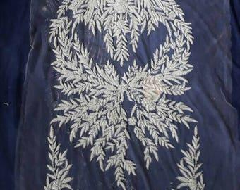 Luxurious hand made bridal fabrics