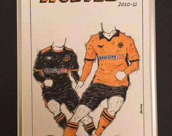 Wolverhampton Wanderers Kit History: 2010-2018