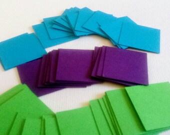 Birthday Confetti Squares,Valentine's Day,Engagement Party Confetti, Anniversaries Decorations, Proposals Confetti