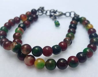 Pop Earth Stone Beads