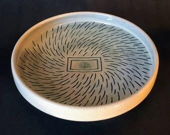 Shallow Bowl / Platter