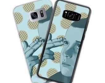 Stranger Things Eleven Samsung Case